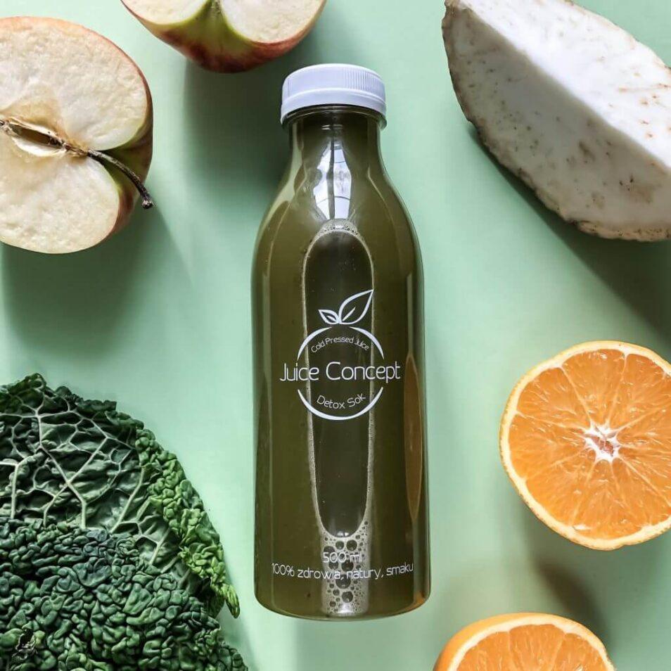 Pure Natural Juice Concept Soki Cold Pressed | sok z jarmużu, świeży sok, zdrowy sok, zdrowe soki