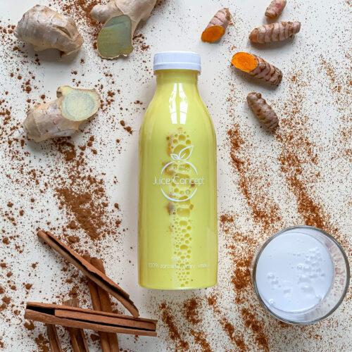 Złote Mleko | Golden Milk | JUICE CONCEPT