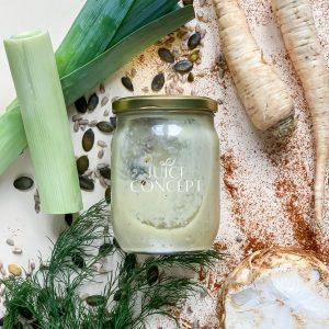 Krem z białych warzyw _ Juice Concept Soup Diet