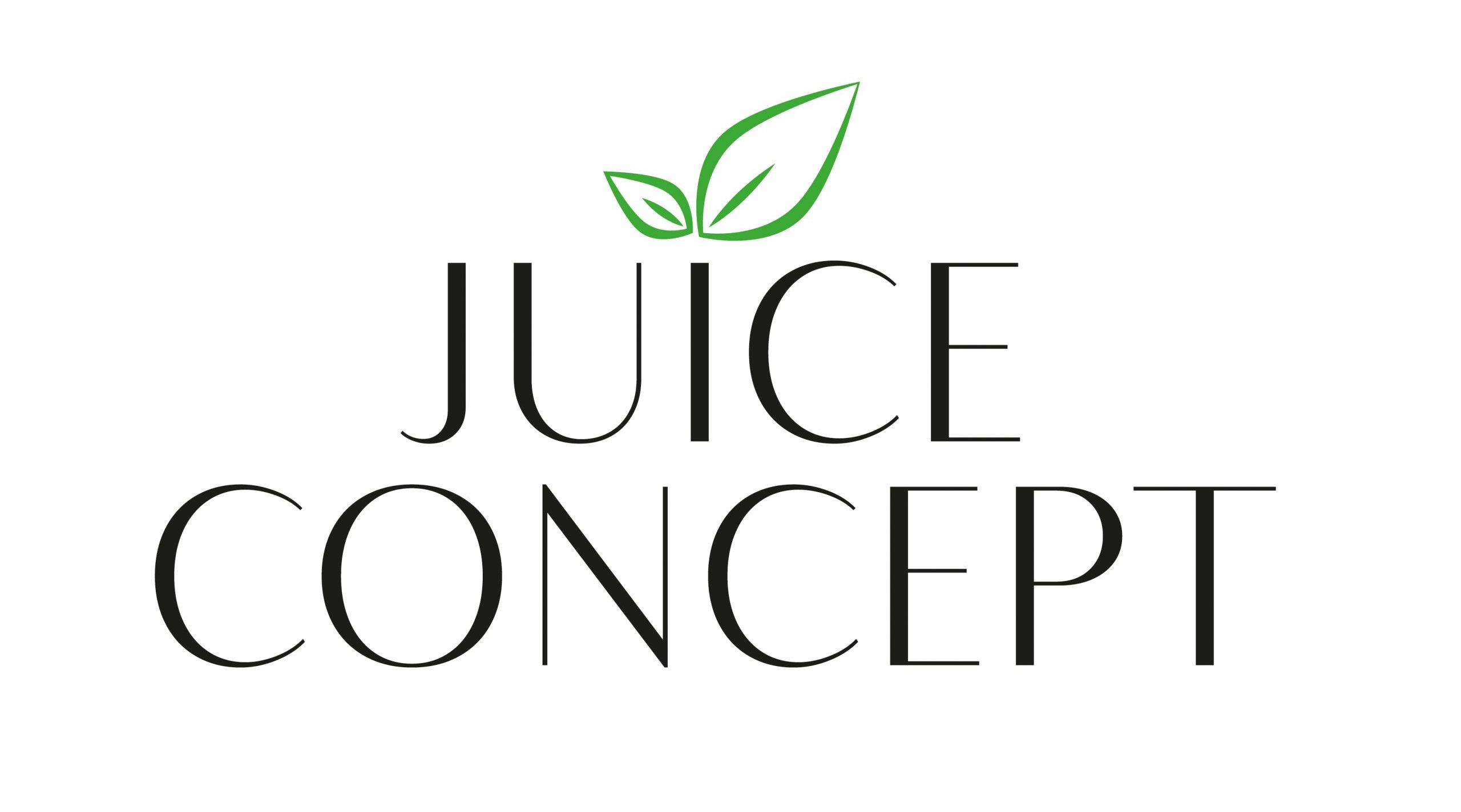 Juice Concept • Soki Cold Pressed • Detox Sokowy